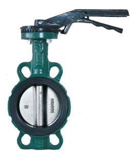 Wafer Type Butterfly Valve pictures & photos