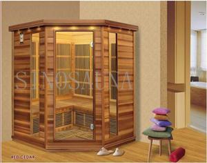 Infrared Sauna Room (SS-450)