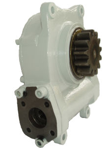 Cone Worm Gearbox for Forklift pictures & photos