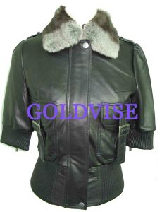 Winter Leather Garment (LAMB LEATHER GARMENT)