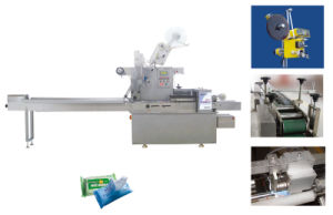 Automatic Drag-out Type Wet Tissues Packaging Machine (DZP-250KT,400KT) pictures & photos
