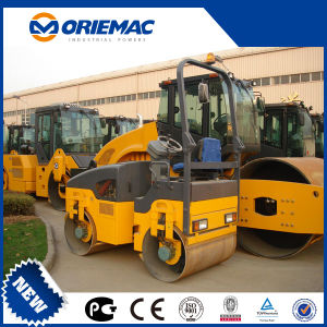 3 Ton Double Drum Vibratory Mini Road Roller (XMR30S) pictures & photos