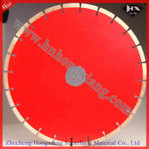 400mm Segmented Diamond Cutting Blade for Asphalt and Road pictures & photos