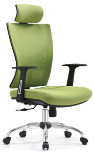 Green Cheap Office Computer Chair pictures & photos
