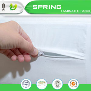 OEM King Size Bed Bug Proof Zippered Mattress Cover pictures & photos
