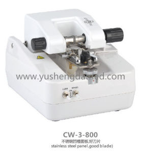 China Glasses Equipment Auto Lens Groover Cw-3-800 pictures & photos