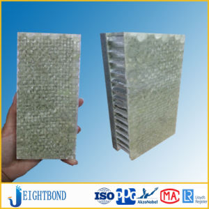 Black Stone Fiber Glass Honeycomb Panel for Wall Cladding pictures & photos