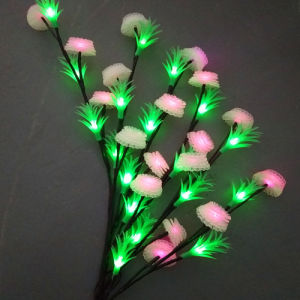 LED Flower Home Decoration for Market Lighting pictures & photos
