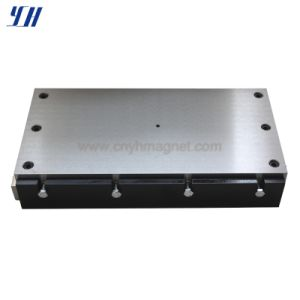 Manual Rectangular Permanent Magnetic Table From China Manufacturer pictures & photos