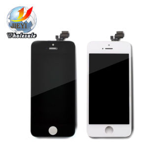 Mobile Phone Parts Touch Screen for iPhone 5 LCD Display Touch Screen Replacement pictures & photos