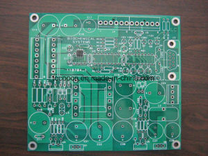 PCB of Security Board, Double-Side PCB pictures & photos