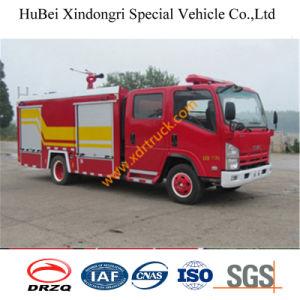 3.5ton Isuzu Water Fire Truck Euro3 pictures & photos