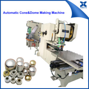 Cone&Dome Making Machine for Automatic 52mm Spray Can. pictures & photos
