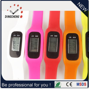 Modern Pedometer Watch Bracelet Sport Wristwatch (DC-001) pictures & photos