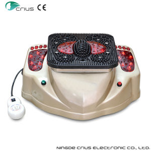 Health Care Blood Circulation Foot Massager with Remote Control pictures & photos
