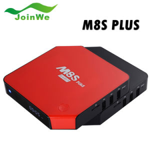 M8s Plus Android 5.1 Amlogic S905 TV Box pictures & photos