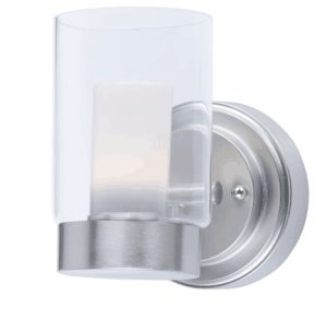 Clear Glass with Frosted Glass 3 Light Modern Vanity Light /Bathroom Light pictures & photos