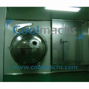 Strawberry Lyophilization Machine/Strawberry Lyophilizer pictures & photos