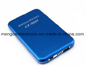 High Quality 5000mA Portable Promotional Power Bank pictures & photos