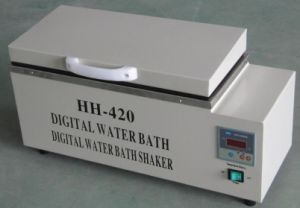 Digital Water Bath with Multi-Purpose for Laboratory Heating Hh-420 pictures & photos