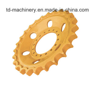 China Gold Supplier Cheap Price Excavator Rear Drive Sprocket Made in China pictures & photos