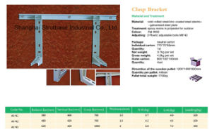 Clasp Wall Bracket / Air Conditioner Bracket pictures & photos