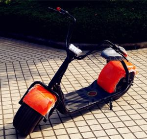 2016 Chinese Factory Selling 1000W Ce Electric Scooter City Coco (JY-ES005) pictures & photos
