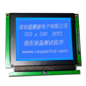 Stn Blue 320X240 COB Graphic LCD Display pictures & photos