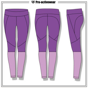 Customized Women Running Leggings Factory Price Wholesale Gym Pants Sportswear pictures & photos