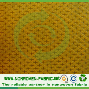 Cross 100%PP Nonwoven Fabric High Quality pictures & photos