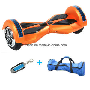8inch Hoverboard Romote Control 8inch Self Balancing Scooter 8inch Electric Scooter Bluetooth&LED Electric Skateboard pictures & photos