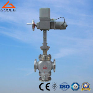 Electric Three Way Diverting Control Valve (GZDLX) pictures & photos