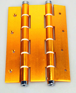Double Aluminum Spring Hinge pictures & photos