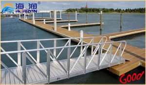 Good Quality Floating Dock Yacht Galvanized Steel Gangway Ladder Made in China pictures & photos