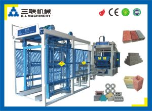Best Selling& High Technology Automatic Brick Machine pictures & photos