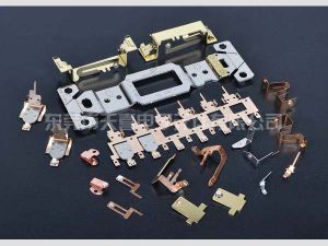 Metal Stamping/ Machining Parts for Other Middle or Low Voltage Appliances pictures & photos