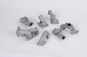 Automobile Air Conditioner Scroll Compressor Part pictures & photos