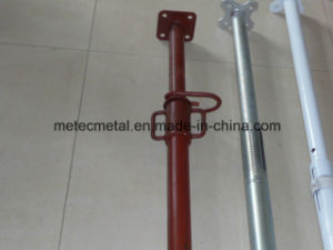 Metal Adjustable Construction Scaffolding Props for Support pictures & photos