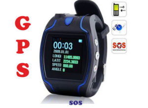 Mini GPS Wrist Watch GPS101 for The Elder/Children, Dual Way Communciate Protect Property Safety Sos Button for Emergency Help pictures & photos