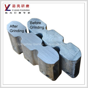 Stainless Steel Aluminum and Copper Lock Cylinder Auto Sanding Grinding Machine pictures & photos