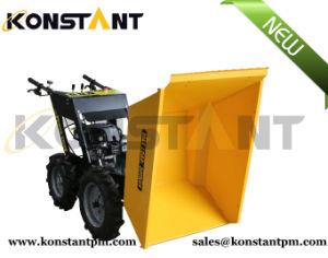Multi-Function Mini Hydrostatic Dumper Pertol pictures & photos