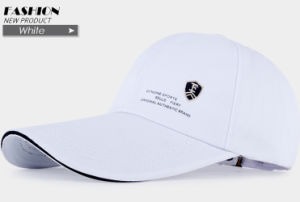 New Fashion Custom Unisex 100%Cotton Embroidered Baseball Cap pictures & photos