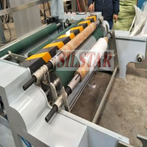Plastic Film Blowing Machine with Automatic Rewinder pictures & photos