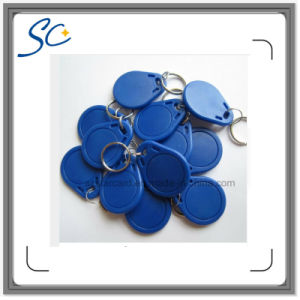 13.56MHz Proximity RFID Keyfob NFC Tag for Access Control pictures & photos