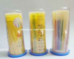 High Quality Bendable Disposable Dental Micro Applicator S/M/L pictures & photos
