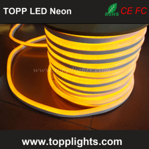 230/120/24/12V PVC Flexible LED Neon Rope Light pictures & photos