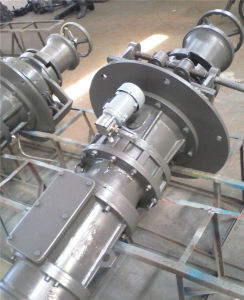 Vertical Electric Anchor and Mooring Capstan pictures & photos