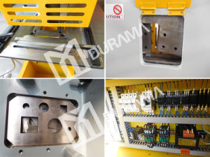 Hydraulic Ironworker, Cutting, Universal Punching & Shearing Machine / Punching Machine, Ironwork Machine pictures & photos
