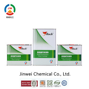 Jinwei Multi-Function Polyester Emulsion Auto Paint Putty Hardener Clear Coat Car Paint pictures & photos