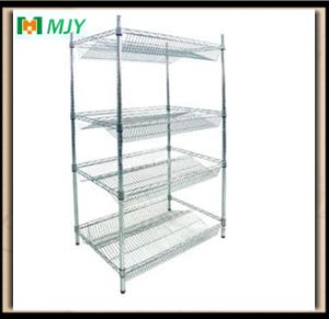 Chrome Wire Shelving Mjy-Wsc09 pictures & photos
